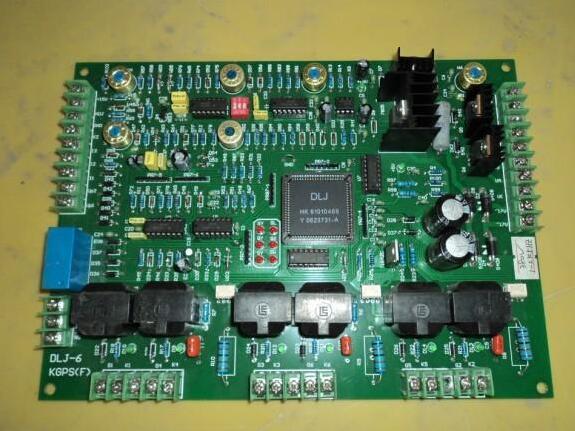 中频炉控制板